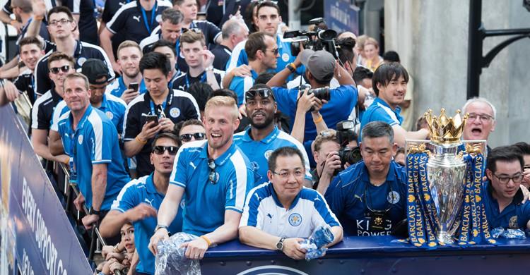 El Leicester City fue el sorprendente campeón de la Premier League en 2016 (iStock)
