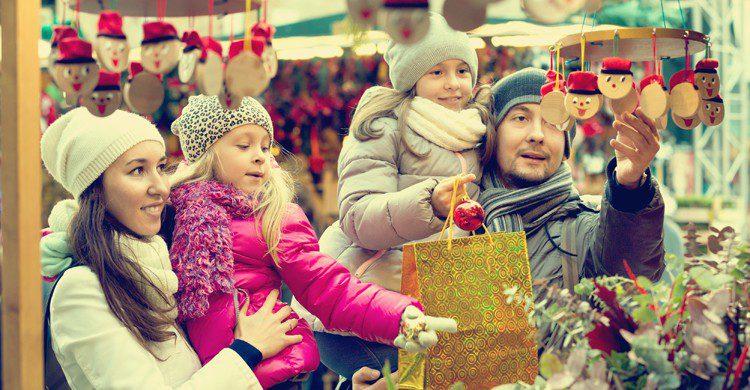 Pasar las navidades fuera de tu casa también puede ser una experiencia positiva (iStock)
