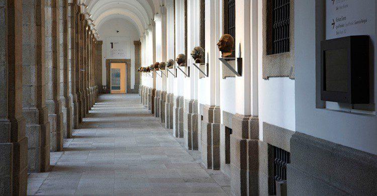 Pasillo Reina Sofía (museoreinasofia.es)