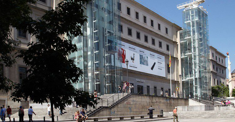 Hospital General Atocha (edificio_sabatini (museoreinasofia.es)