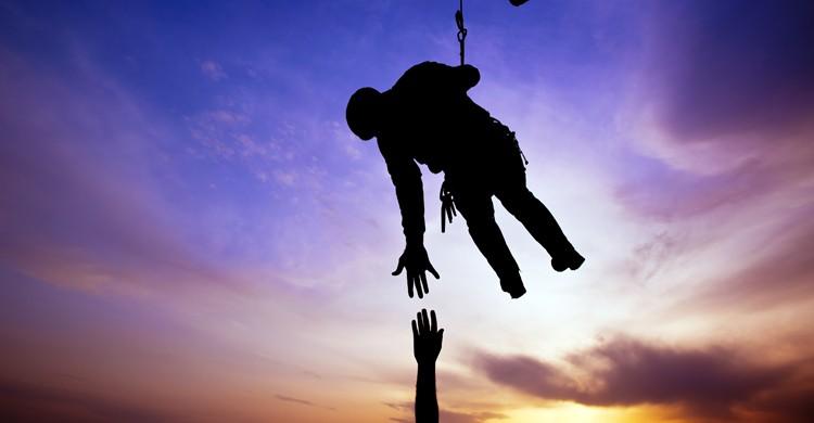 Nunca debemos sobreestimar nuestras capacidades ni correr riesgos innecesarios en la montaña (iStock)