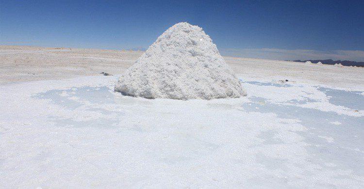 Salar de Uyuni / Potosí / Bolivia (Pixabay)