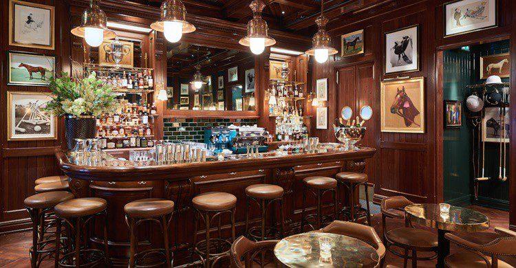 Ralph's Coffe & Bar de Londres. (Area Comunicación Global)