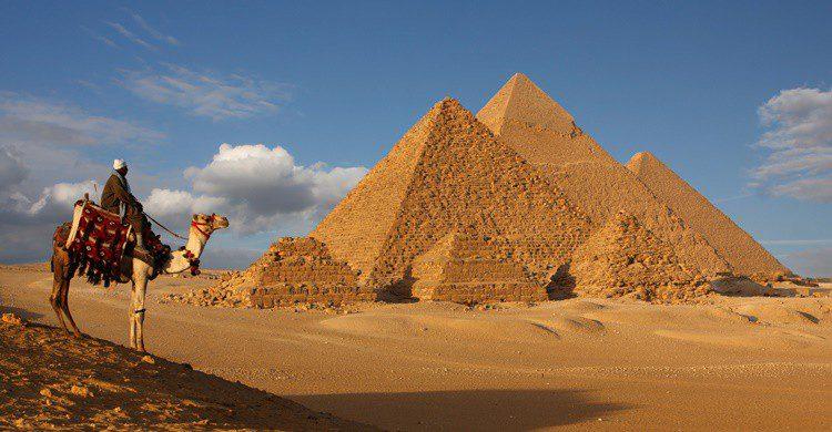 Egipto, uno de los países que visitó Egeria. Sculpies (iStock)