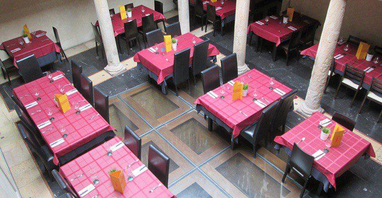Restaurante Cinema Paradiso de Gijón (http://nuevocinemaparadiso.es/).