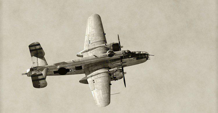 Avión de la II Guerra Mundial. Icholakov (iStock)