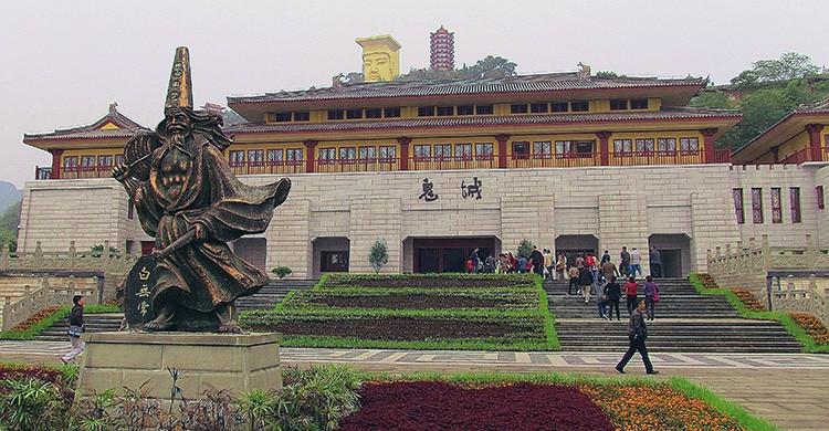 Fengdu (Tracy Hunter, Flickr)