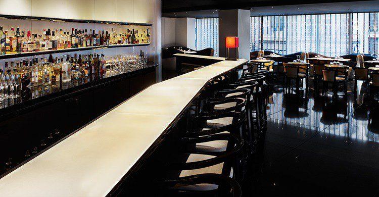 Restaurante Armani en Milán. (http://armanirestaurants.com)