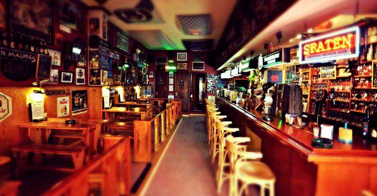 Vista del local (Cervecería Baden Baden, Facebook)