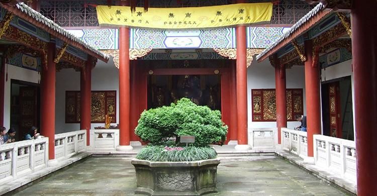 Fengdu (Britrob, Flickr)