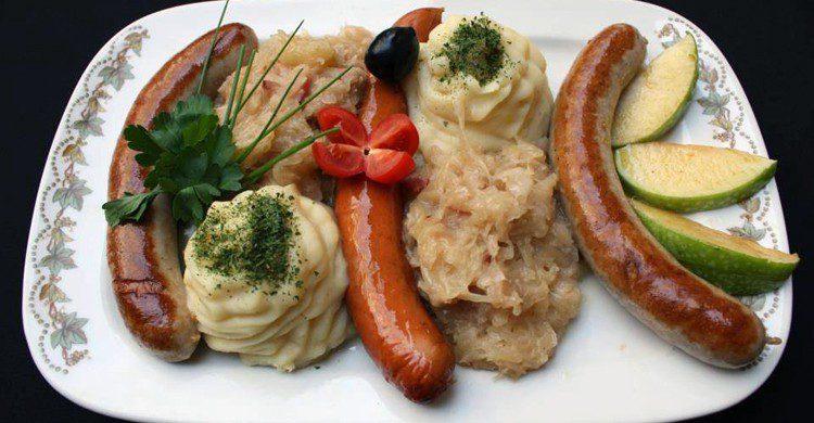 Menú (Restaurante Kruger Madrid, Facebook)