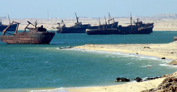 Cementerio de barcos (slosada, Foter)