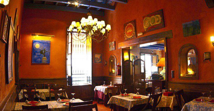 Restaurante Victoria 8 (http://www.victoria8.es/).