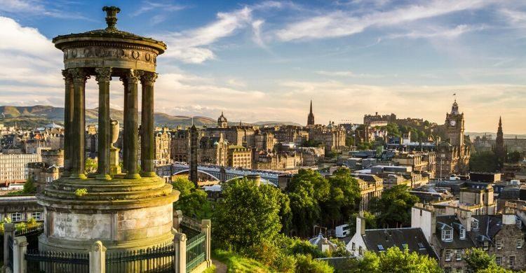 Edimburgo (iStock)