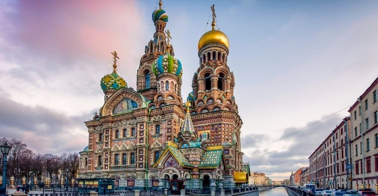 San Petersburgo (iStock)