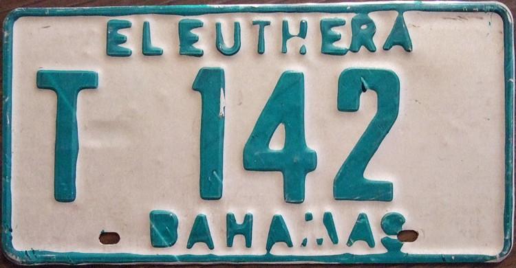 Matrícula de Eleuthera