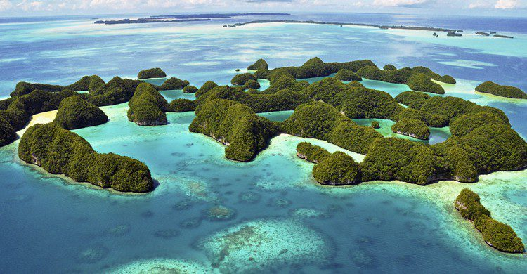 Islas de Palaos (shalamov, iStock)