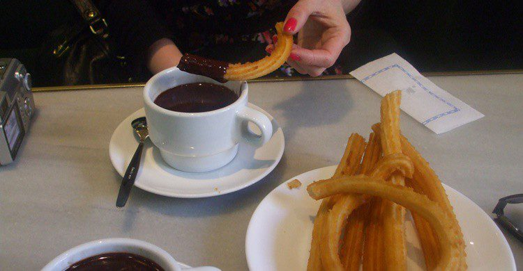 Churros. Sputnik 2 (Flickr)