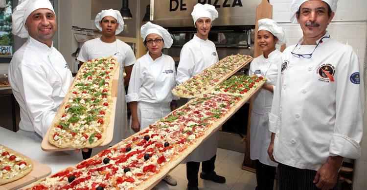Kilómetros de pizza (kilometrosdepizza.com)