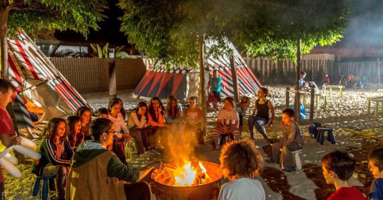 Camping en la naturaleza - www.campingstarragona.com