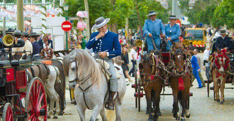 Feria de Abril de Sevilla. THEPALMER (iStock)