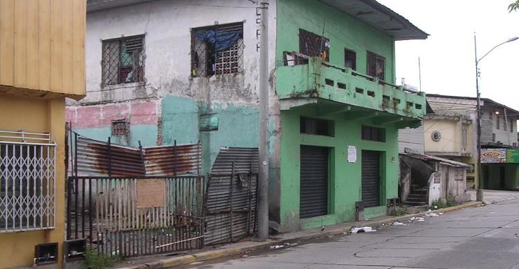 Edificios de San Pedro Sula