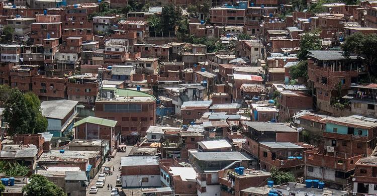 Favelas de Petare, Caracas