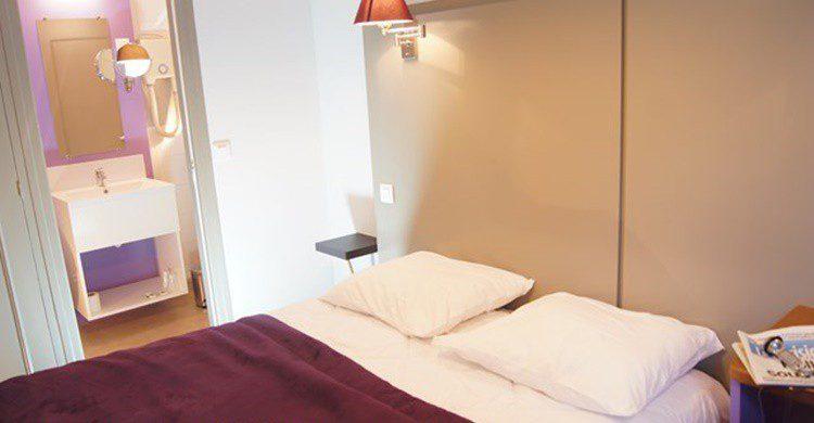 Habitación del Splendid Hotel de París. (http://splendid-hotel-paris.co.uk/)
