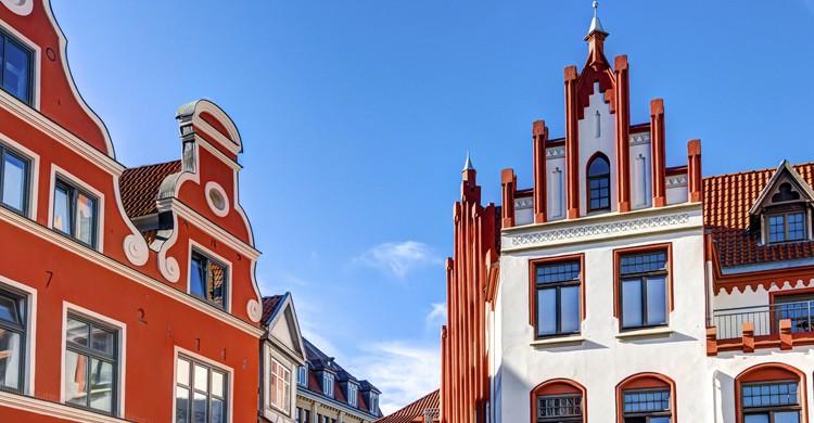 Edificios históricos de Wismar