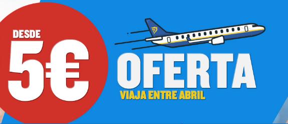 Oferta Ryanair