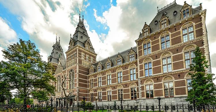 Rijksmuseum, el mayor museo de Holanda