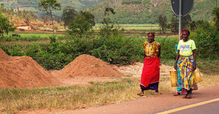 Mujeres ruandesas. Sloot (iStock)