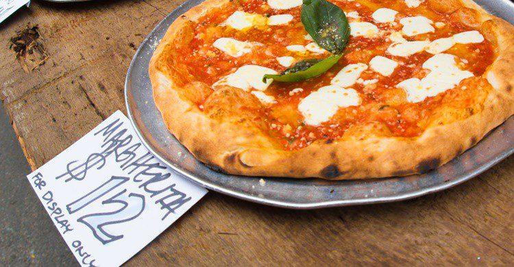 Venta de pizzas en Estados Unidos. Littleny (iStock)