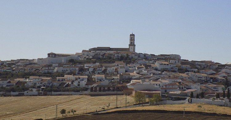 Vistasde Fuente Obejuna, un pueblo encnatador de Córdoba (Wikipedia commons)