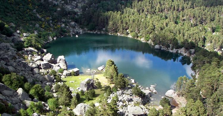 Laguna Negra (elzote, Foter)