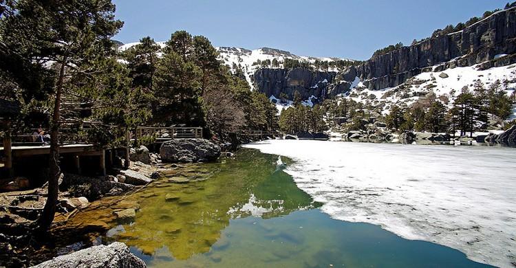 Laguna Negra (pinaresdesconocido, Foter)