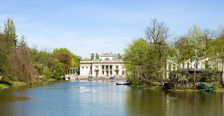 Palacio Lazienki. bartosz_zakrzewski (iStock)