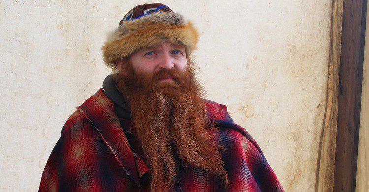 Un vikingo (Hans Splinter, Flickr)