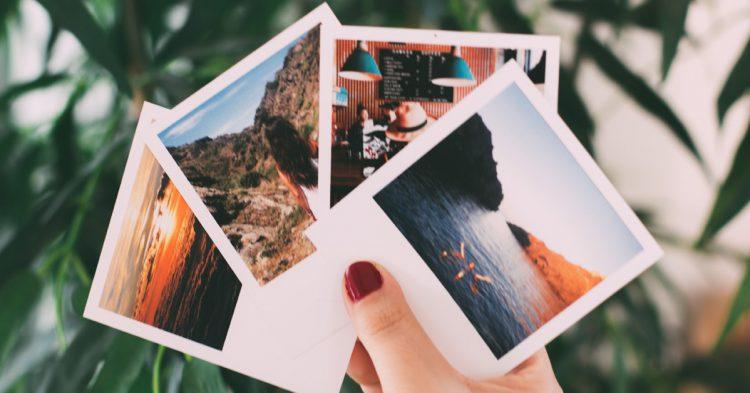 """Fotos impresas de las vacaciones con formato """"Instagram"""" - Misswood"""
