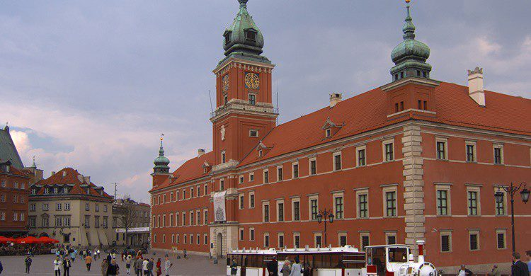 Castillo de Varsovia. Puchan (iStock)