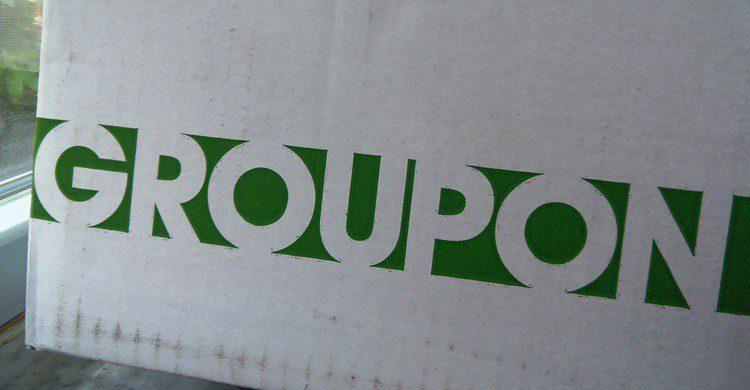 Caja de Groupon. Rusty Clark ~ 100K Photos (Flickr)