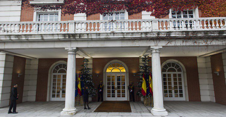 Palacio de La Moncloa. Chema Barroso (GtresOnline)