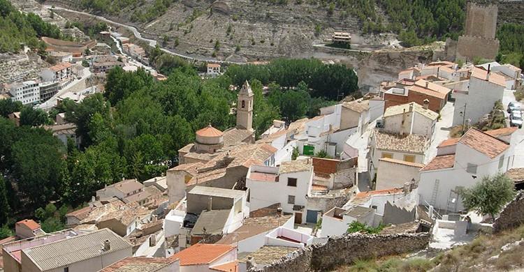 Vistas de Alcalá del Júcar, Albacete