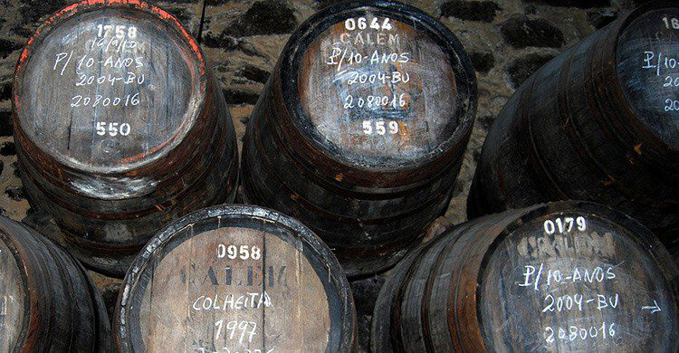 Irte a visitar bodegas siempre es buena excusa para beber. (Pixabay)