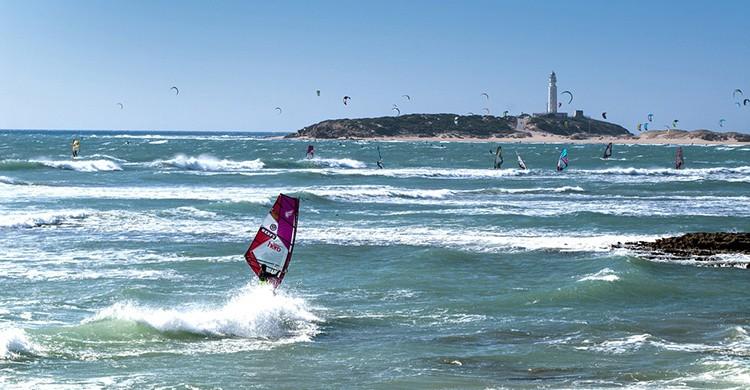 Playa de de Los Caños de Meca, Cádiz