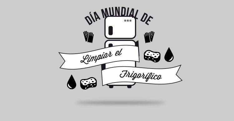 Día Mundial de Limpiar el Frigorífico (www.diasmundiales.com)