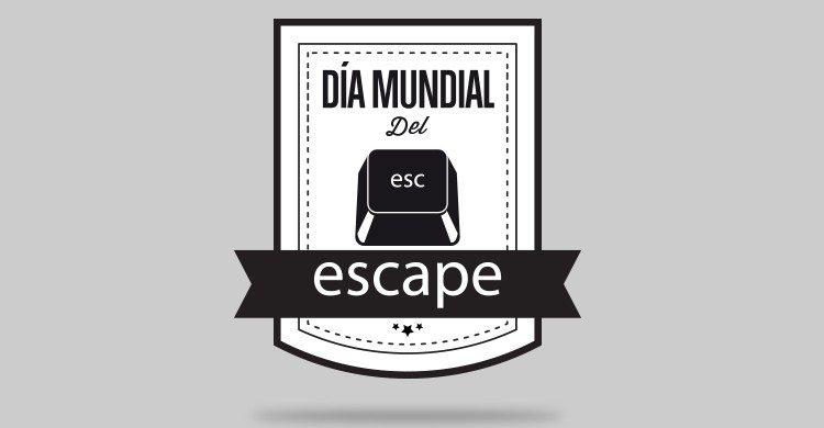 Día Mundial del Escape (www.diasmundiales.com)
