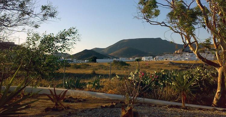 El Pozo de los Frailes (castanias, Foter)