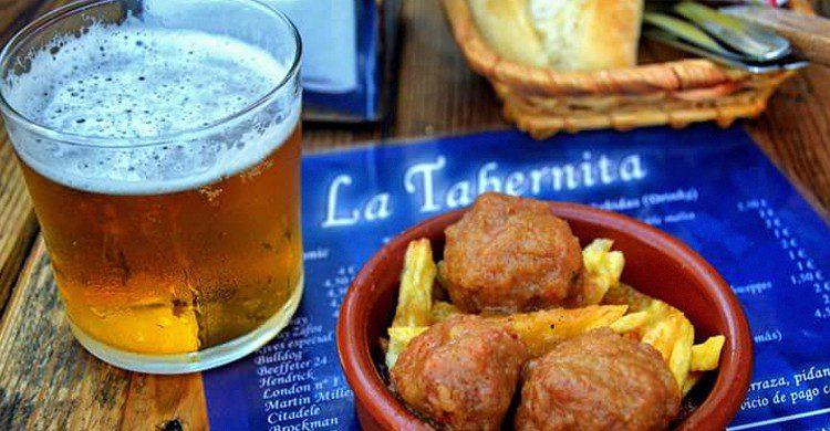 Tapa (Modesto Mini-Bar La Tabernita, Facebook)