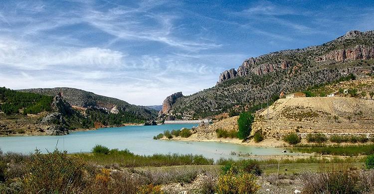 Embalse de Taibilla, Nerpio, Albacete